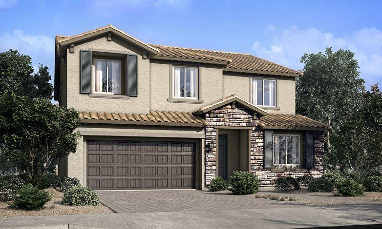 2 story house las vegas