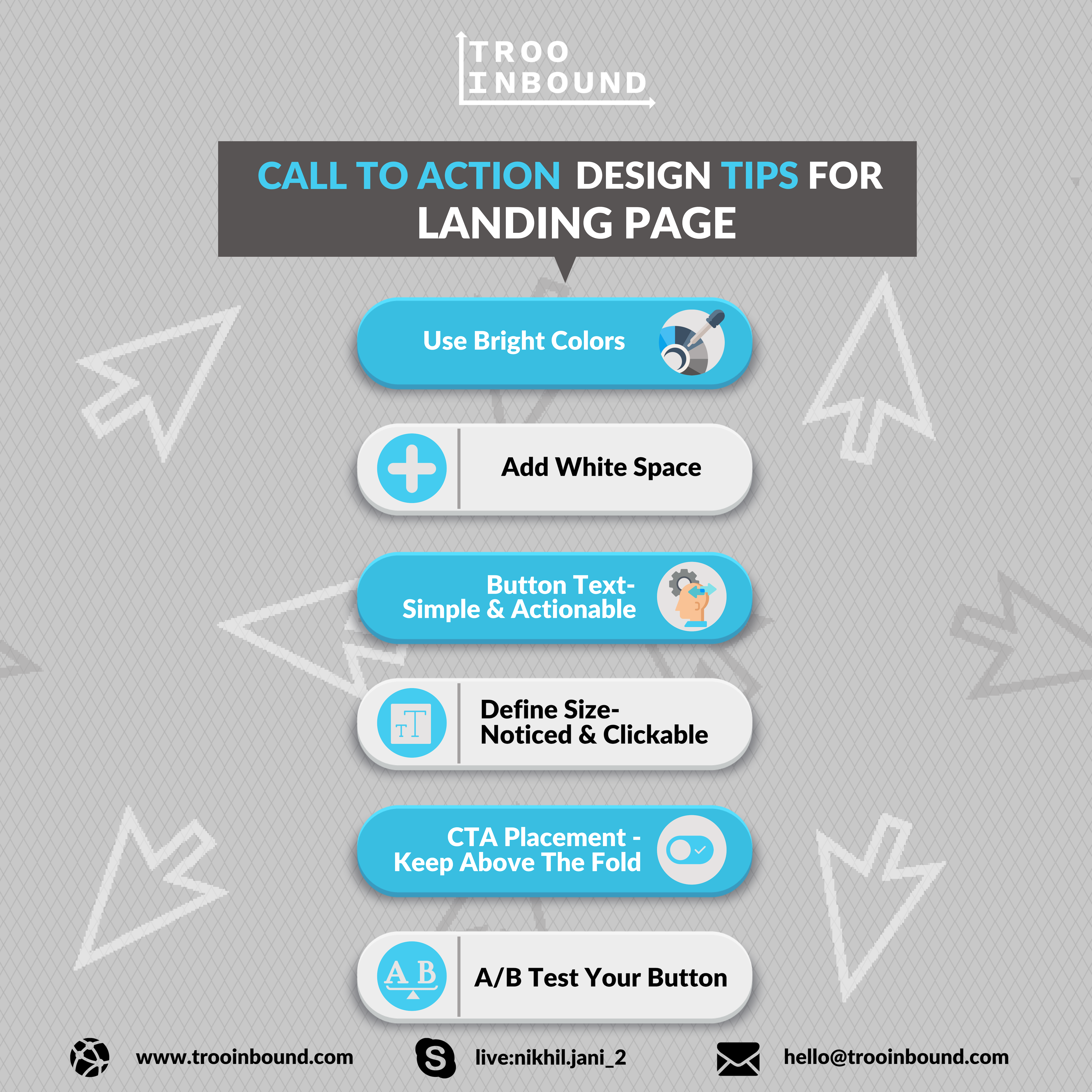 Call To Action Email Template Mailchimp Landing Page Design Email Newsletter Template