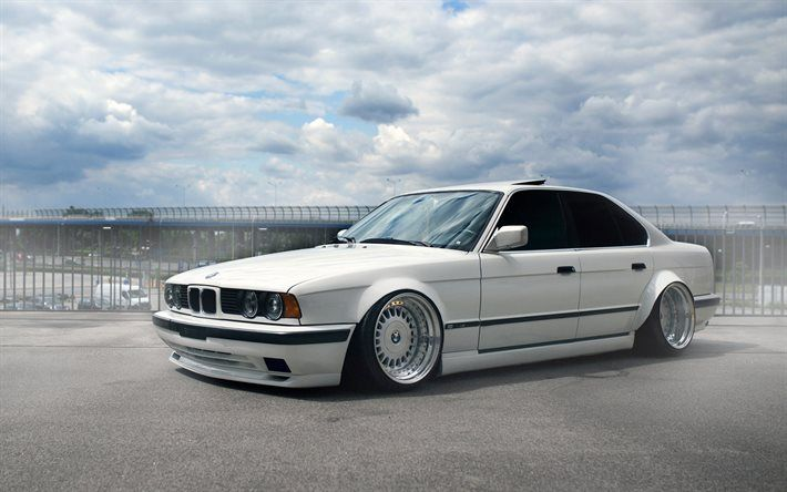 Bmw 5 Series Tuning Stance E34 Supercars Bmw Great Cars And