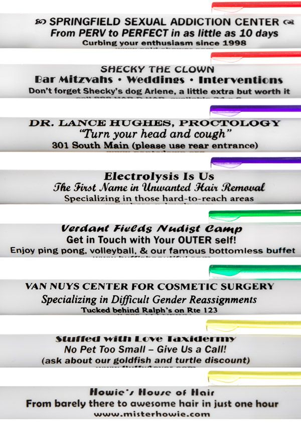Funny Gag Names List : funny, names, Borrow, Funny, Office, Supplies,, Quirky, Supplies