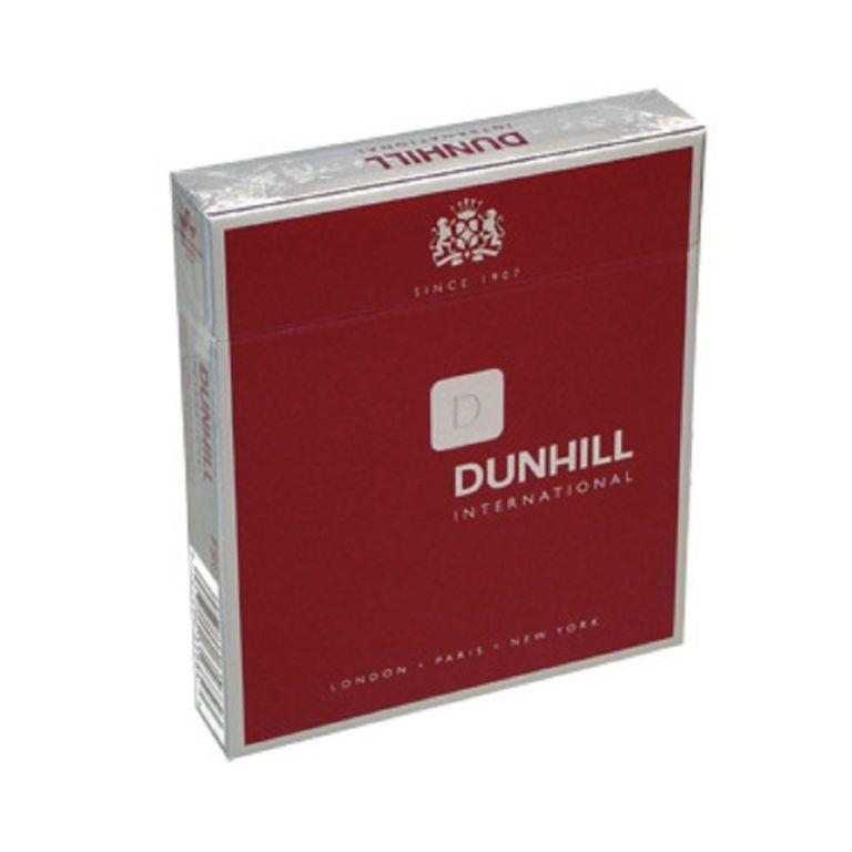 Купить сигареты dunhill international одноразовая электронная сигарета цена тула