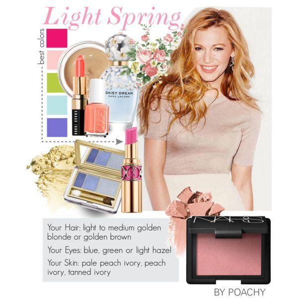 Light Spring Light Spring Colors Light Spring Palette
