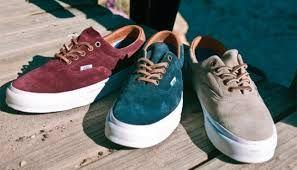 zapatillas verano vans hombre