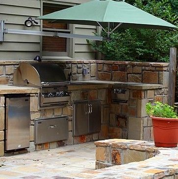 Outdoor Kitchen By Southern Hearth U0026 Patio