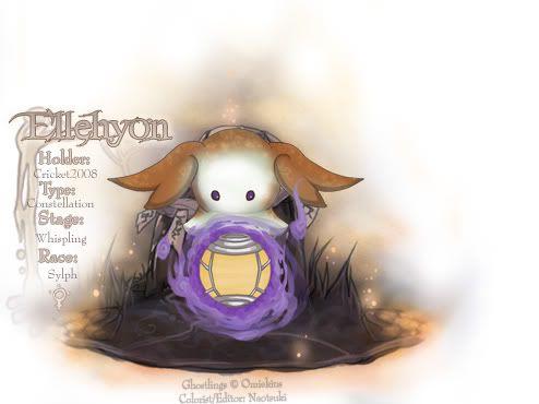 Ghostlings - Ellehyon (whispling stage)