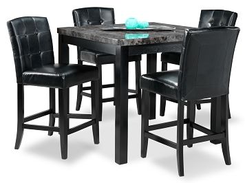 Casual Dining Room Furniture The Martina Ii Collection Martina Ii Pub Table Casual Dining Room