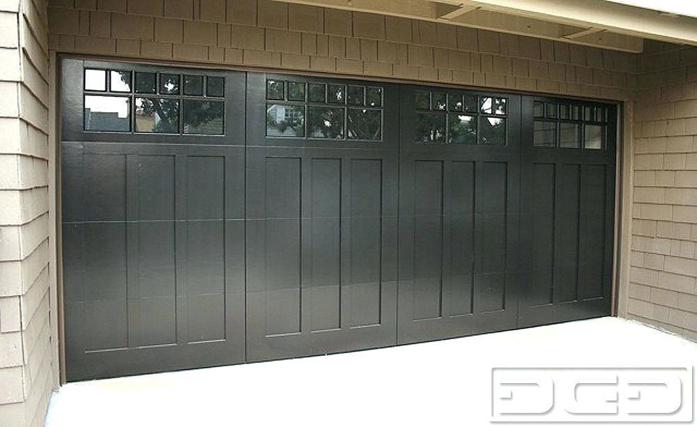 Image Result For Garage Door Prairie Style Grey Craftsman Style Garage Doors Garage Doors Garage Door Styles