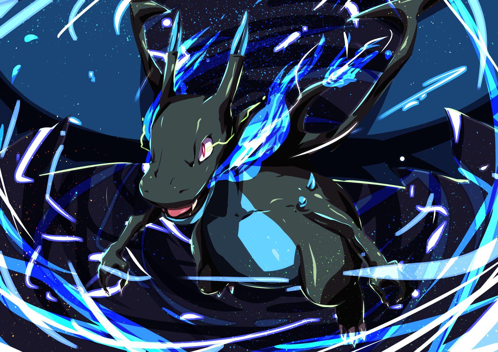 Mega Charizard X Charizard Pokemon Pokemon Y 151 Pokemon