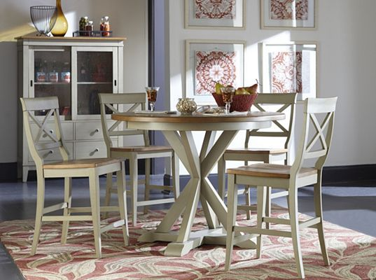 Dining Rooms, Cape May Gathering Table, Dining Rooms | Havertys Furniture