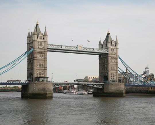 Apartment Inside Tower Bridge what does it really cost to live in london? — apartment therapy's