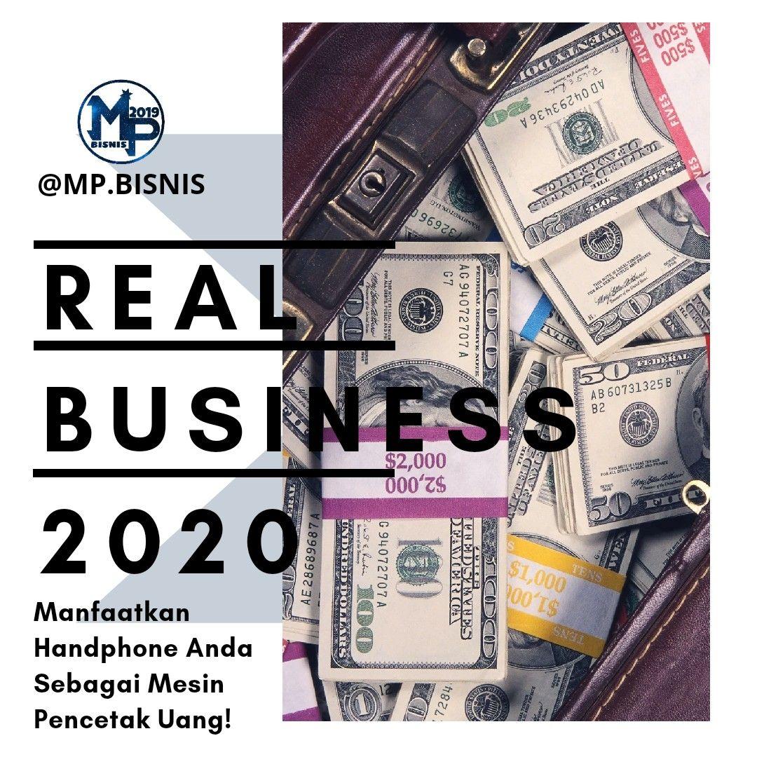 BISNIS ONLINE 2020 di 2020 | Uang, Gambar, Pengikut