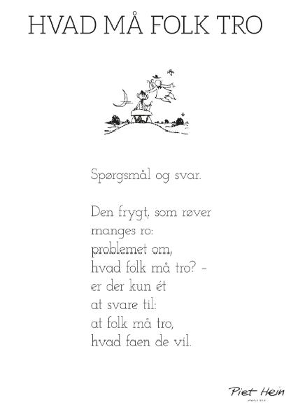 piet hein citater plakat Kenneth Mortensen (kenneth3327) on Pinterest piet hein citater plakat