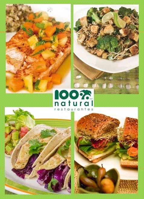 ¿No sabes qué comer? Aquí algunas ideas para tener un viernes sano y delicioso al 100%