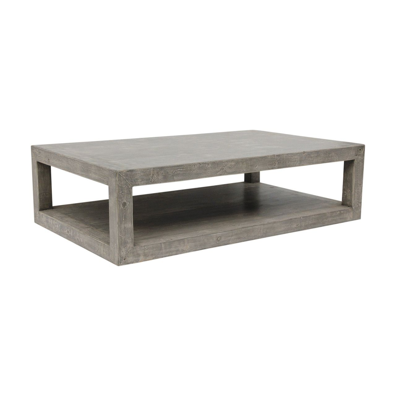 Peking Grand Framed Coffee Table Weathered Gray Wash Pre Order Only Lead Time 8 10 Weeks In 2021 Coffee Table Solid Wood Flooring Coffee Table Square [ 1280 x 1280 Pixel ]