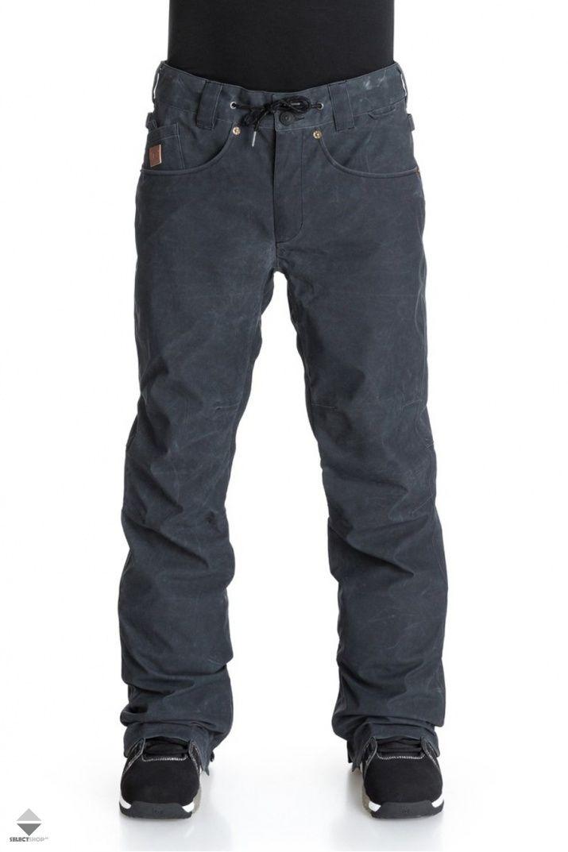 Spodnie Snowboardowe Dc Shoes Mens Relay Snowboard Pants Black Edytp03003 Kvj0 Snowboard Pants Dc Shoes Snowboarding Outfit