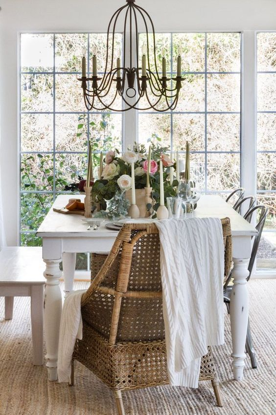 Beautiful Valentine S Day Table Setting Ideas Jane At Home Decor Home Home Decor