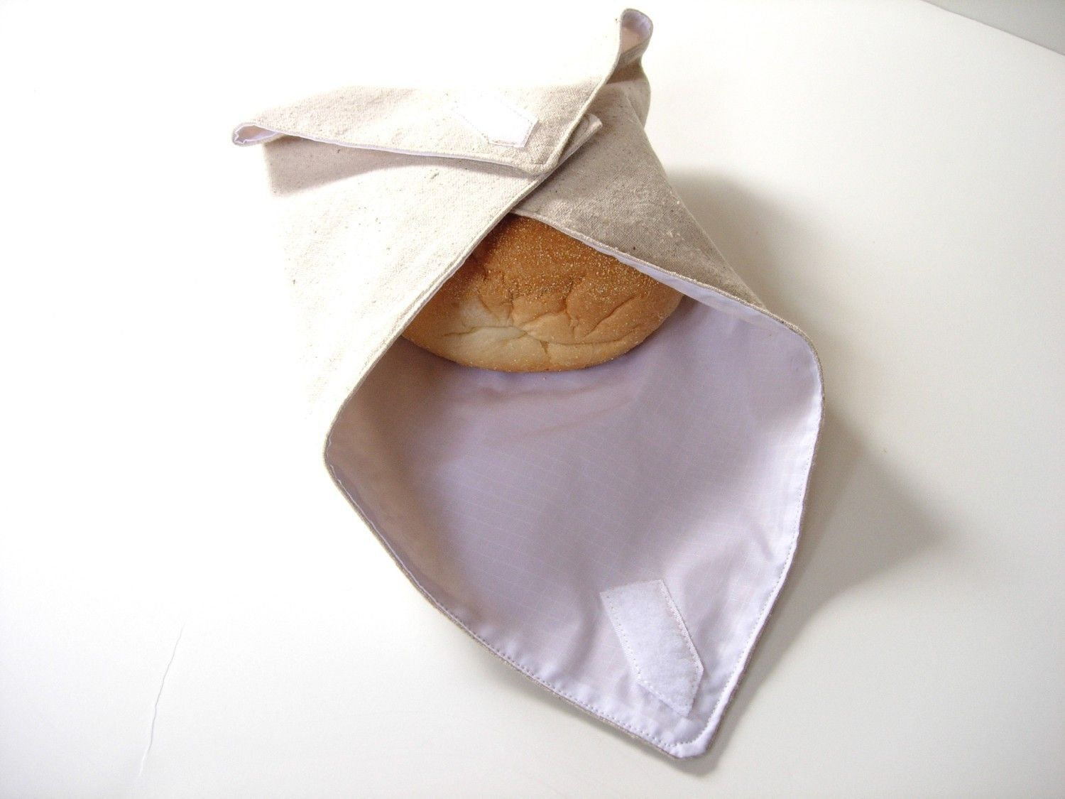 Reusable Sandwich Wrap Eco Friendly by HouseJewels on Etsy.