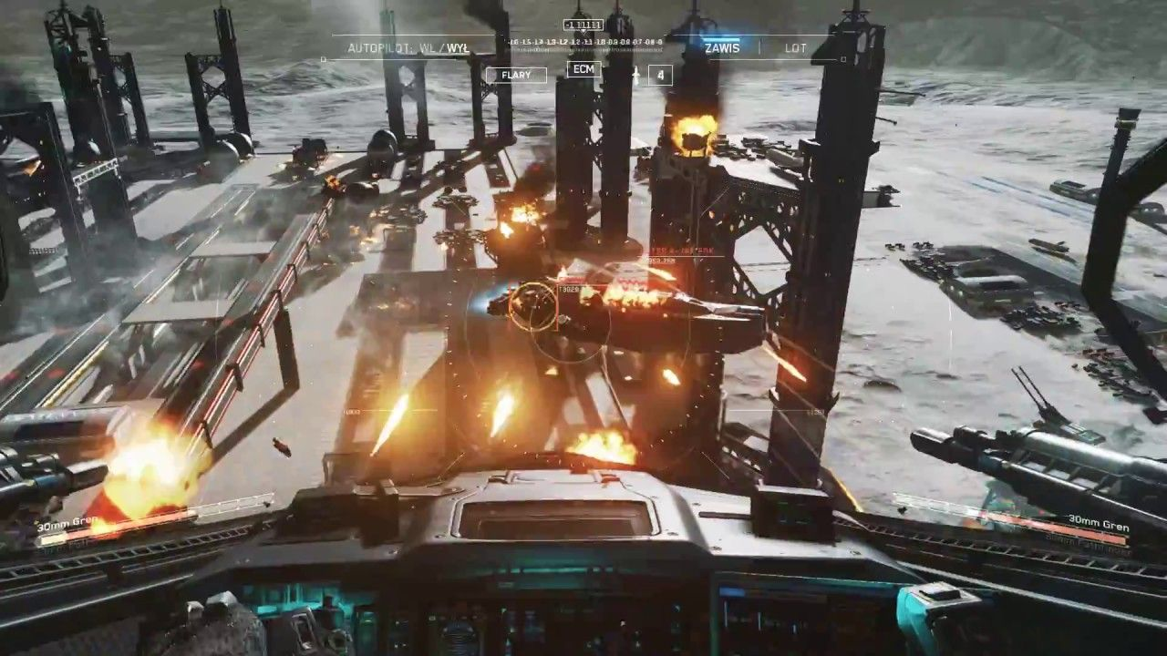 Call of Duty Infinite Warfare Chaos Powietrzny Call of