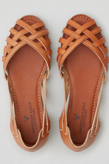 6210bd62f74 Shop for AE Strappy Open Toe Flat by American Eagle Outfitters at ShopStyle.  Now for Sold Out. We will present several shoes ...