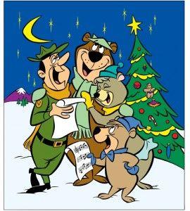 Christmas Archives Yogi Bear S Jellystone Park Camp Resorts Classic Cartoon Characters Christmas Cartoon Characters Cartoon Crazy