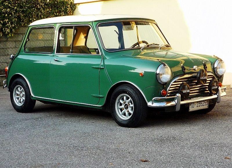 1967 mini morris truck - photo #32