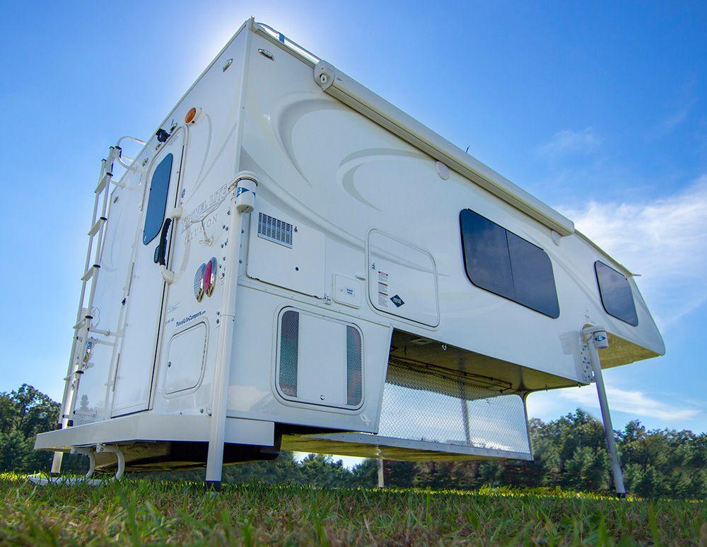Travel Lite 1100RX Illusion Truck Camper
