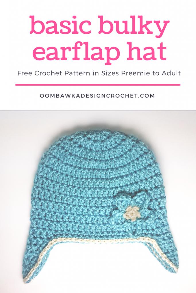 Basic Bulky Ear Flap Hat