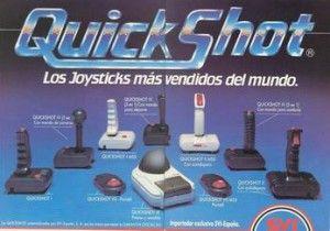 Spectravideo y su gran QuickShot – Esta es la historia, su evolución y su colección