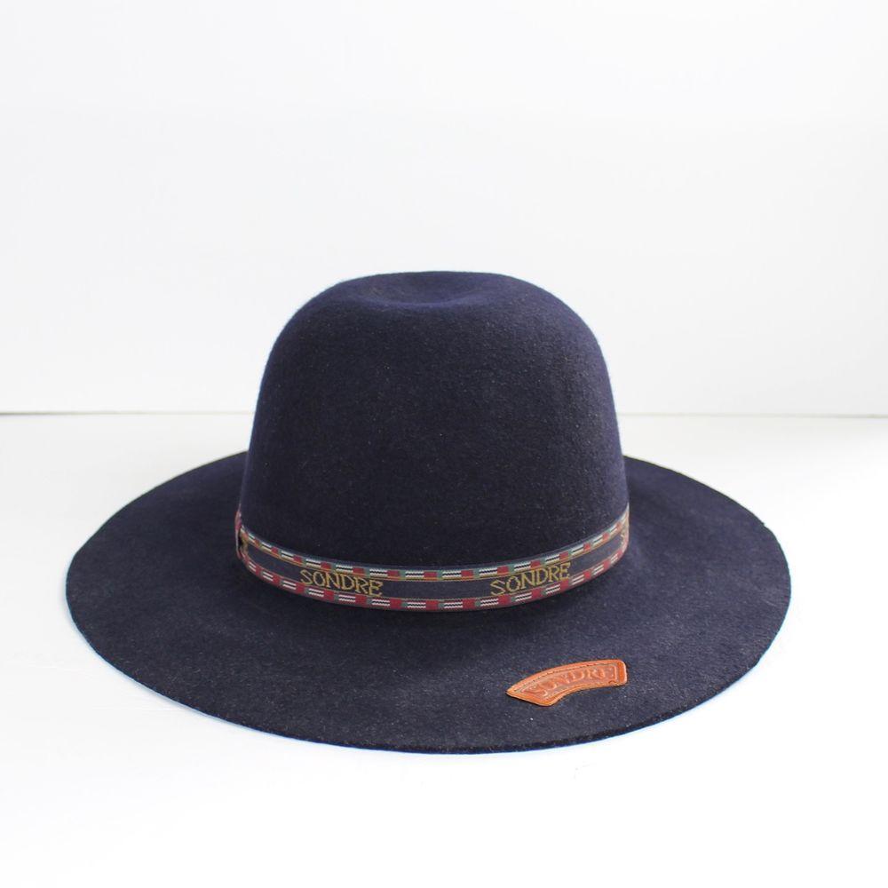 312f433052c9b9 Sondre Felt Hat Norwegian 100% Wool 23