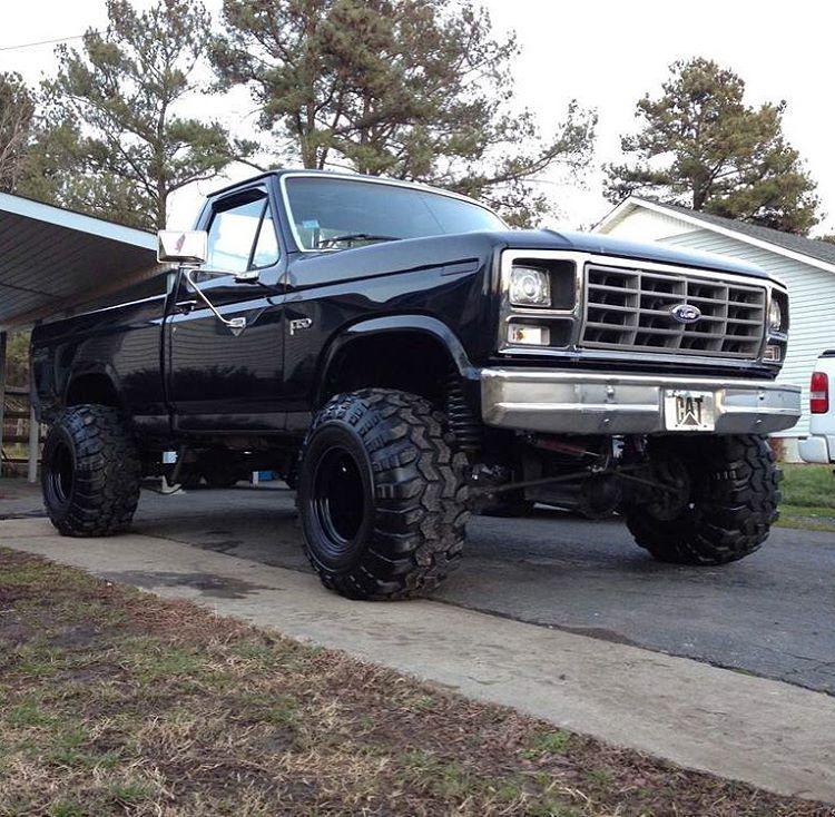 1984 ford f 150 lmc truck life built ford tough trucks. Black Bedroom Furniture Sets. Home Design Ideas