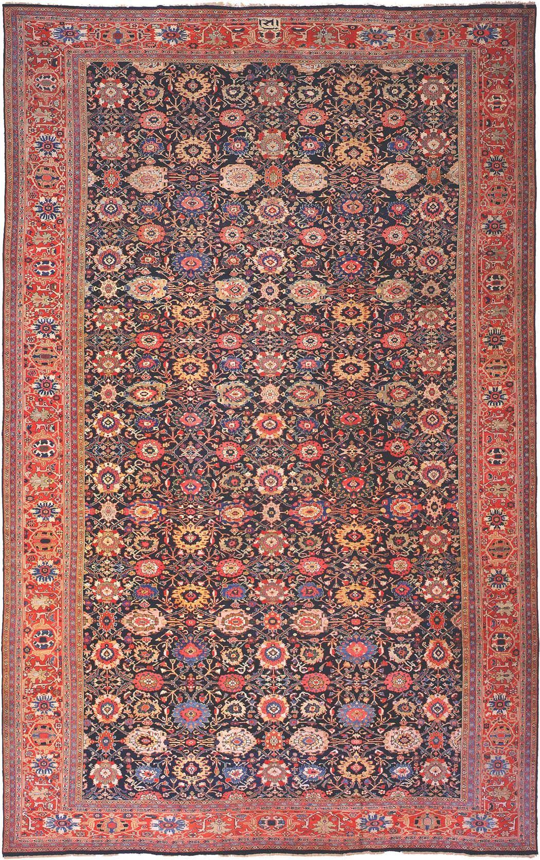 Pin de nazmiyal antique rugs en antique rugs and carpets for Alfombras orientales
