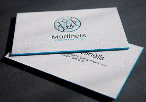 Unique Letterpress Business Cards Letterpress Business Cards Business Card Design Fresh Business Cards