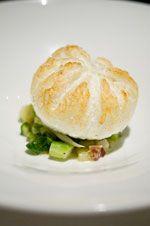 Souffle'd egg