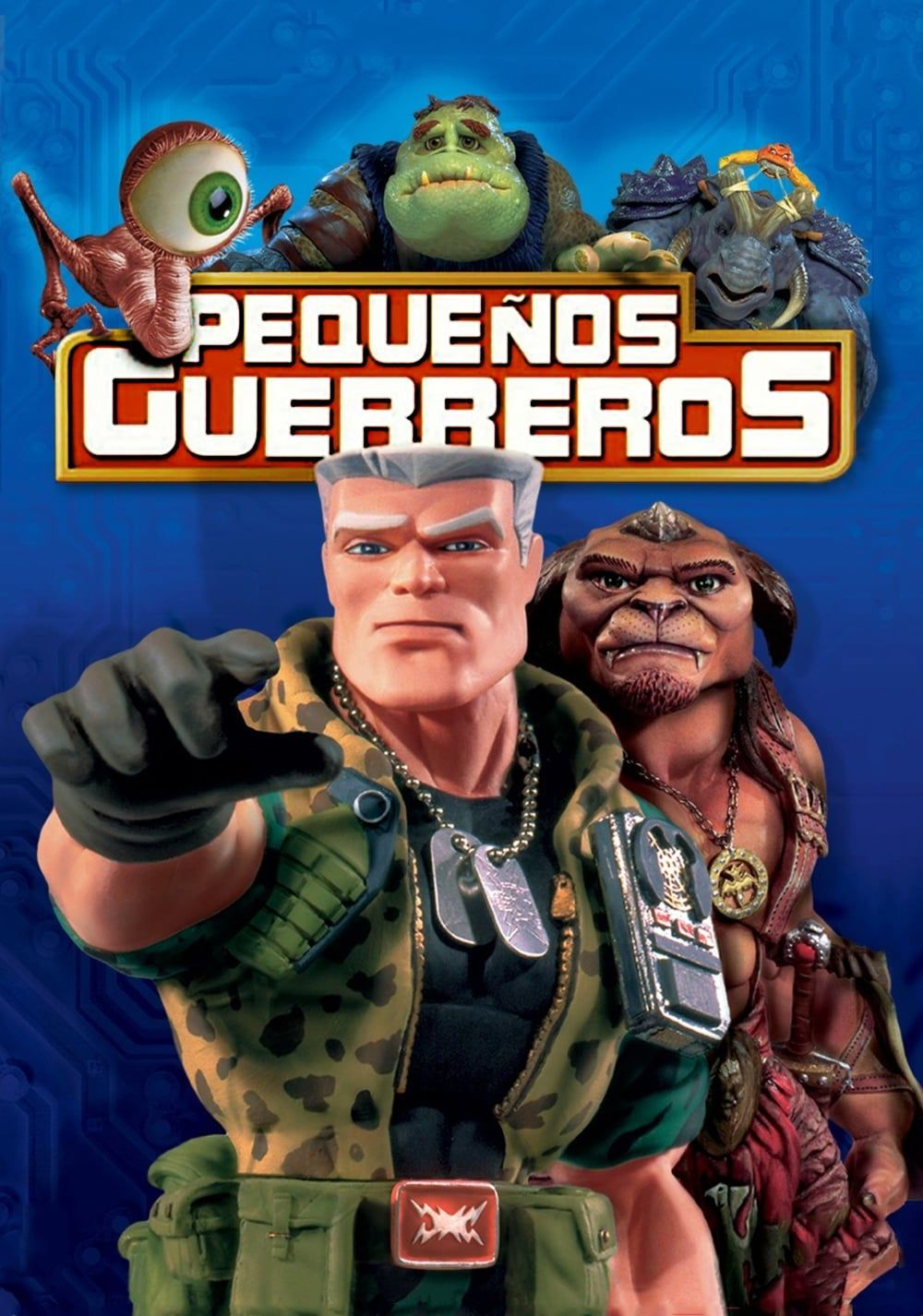 Small Soldiers Teljes Film Magyarul Indavideo Smallsoldiers Hungary Magyarul Teljes Magyar F Small Soldiers Películas Completas Peliculas Completas Hd