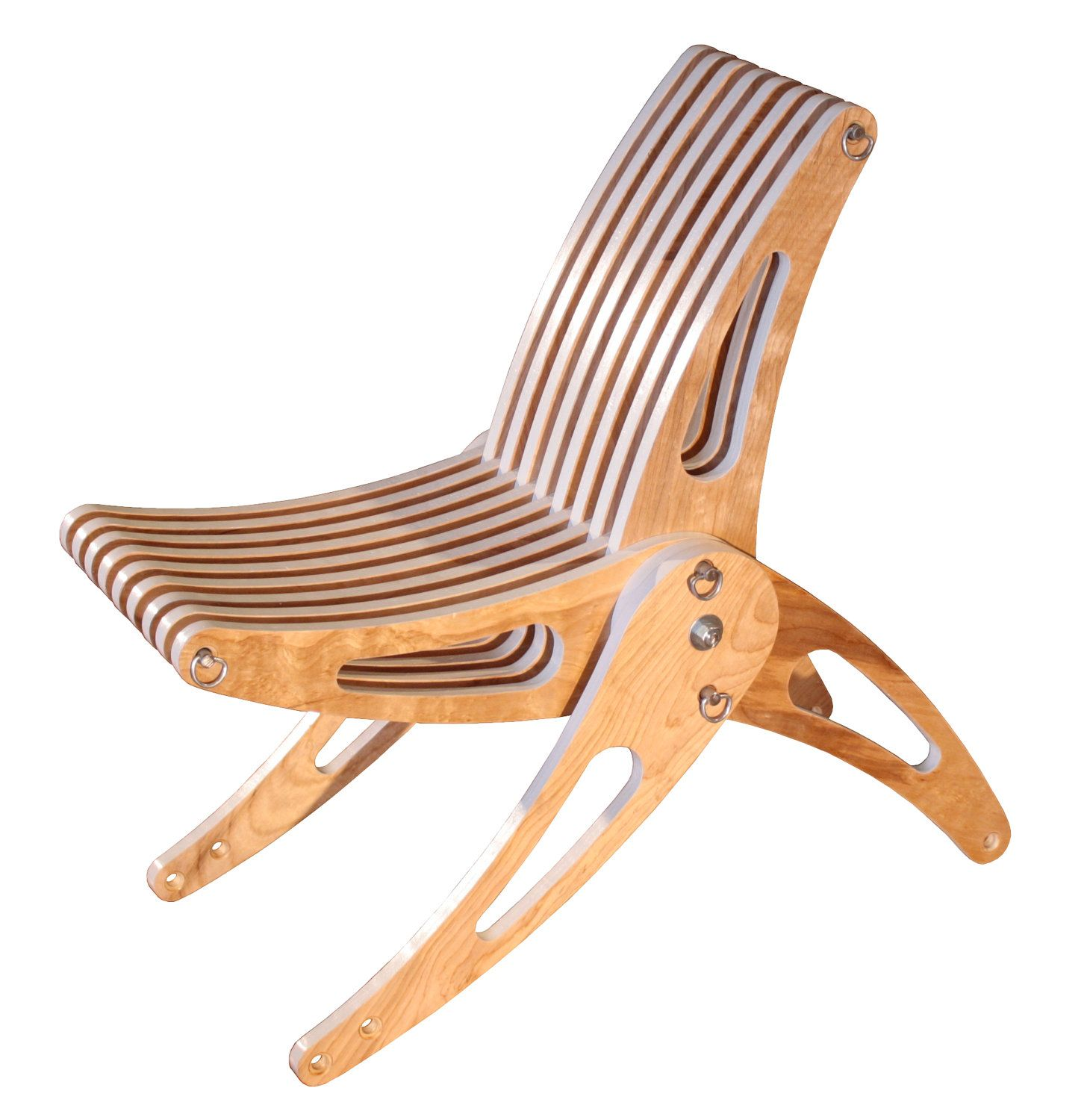 Folding Deck Chair $750 00 via Etsy