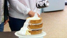 Nadiya's Soda Pop Cheesecake from The Great British Baking Show
