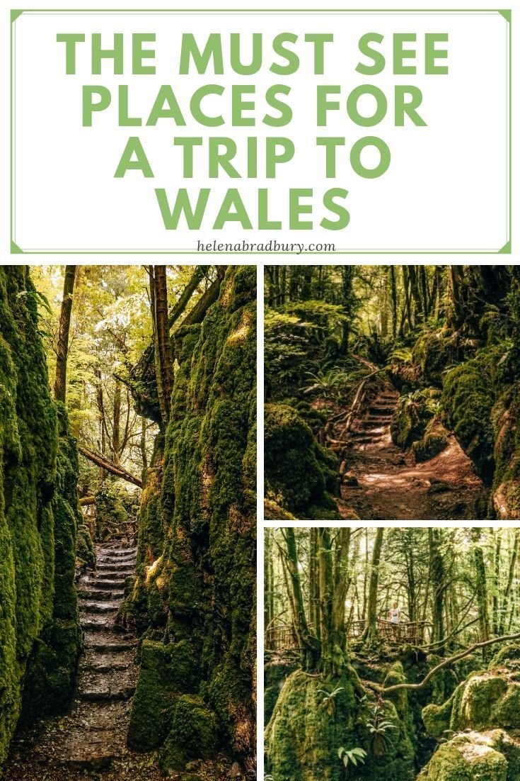 Must see places for a trip to Wales | Helena Bradbury | Travel Blogger | From a few trips over the years to Wales, these are some of my favourite places, both the well-known and the lesser known | Wales road trip | Brecon Beacons | Pembrokshire | Snowdonia | National Park | Hay on Wye | Puzzlewood | Forest of Dean | UK trip | Visit Wales | Things to see and do | camping and hiking | Shell Island | Where to stay | Wye Valley | Canoeing | Photography | travel ideas | UK break | what to do in Wales #visitwales