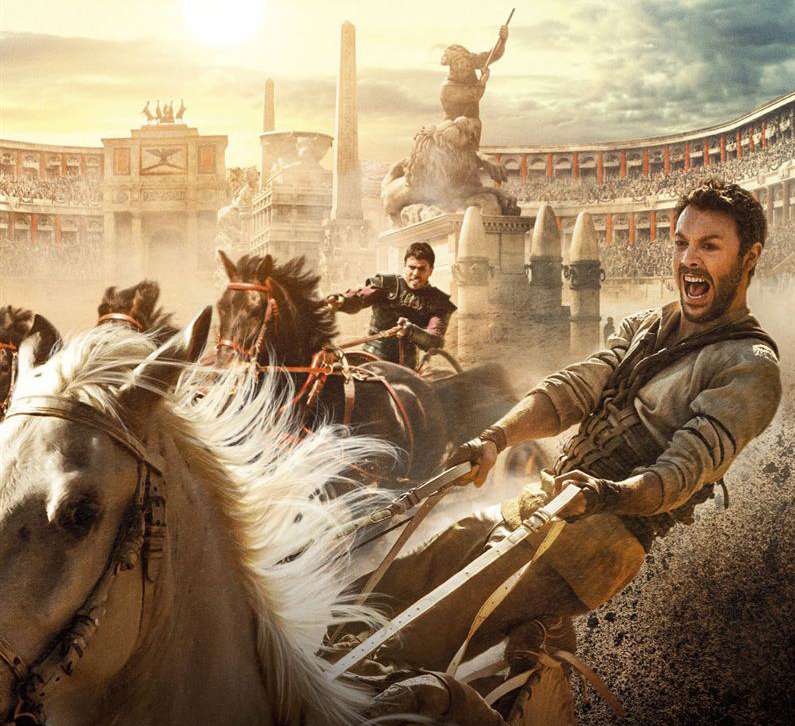 Grand Prize Winner Will Receive A 250 Visa Gift Card For Holiday Shopping And A Blu Ray Dvd Combo Pack Of Ben Hur Runner Up Will R Ben Hur Movie Ben Hur Film