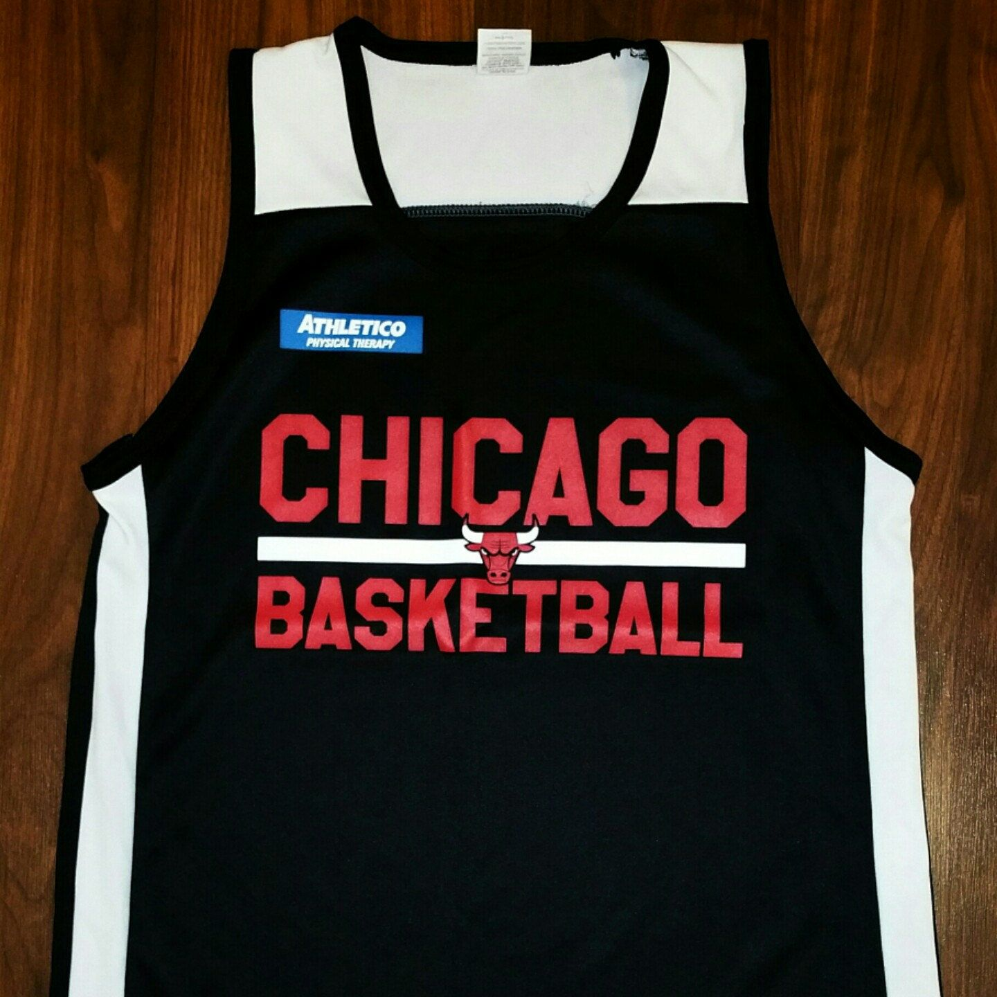 reputable site ea7d5 7c965 Check out this fresh, Chicago Bulls Athletico Practice ...