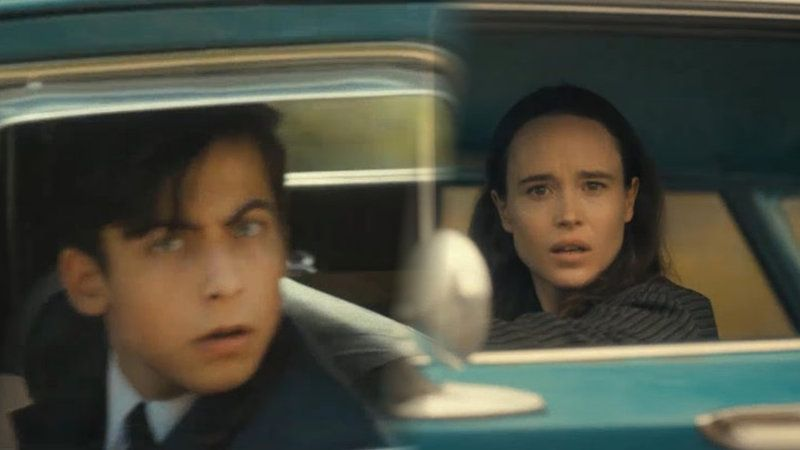 Vanya And Five Drive By Each Other Reaction Pictures Memes Action Film