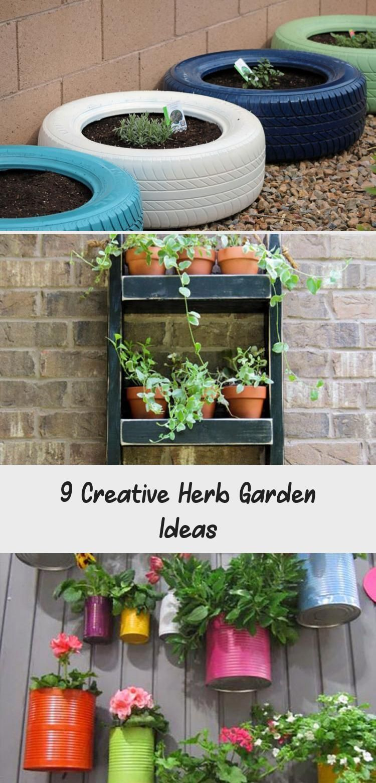 krutergarten palette #krutergartenpalette 9 Creative Herb Garden Ideas - Decoration-   Creative herb garden ideas! Make a ...#creative #decoration #garden #herb #ideas