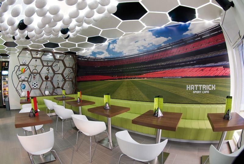 Project Hartick sport café » Location Bratislava