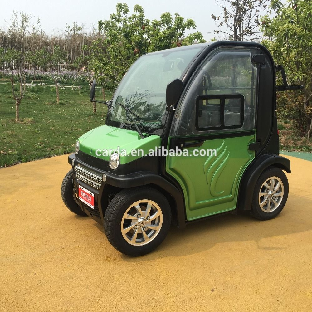 Electric 4 wheel 2 seat electric tuk tuk car for sale#tuk tuk | Cars ...