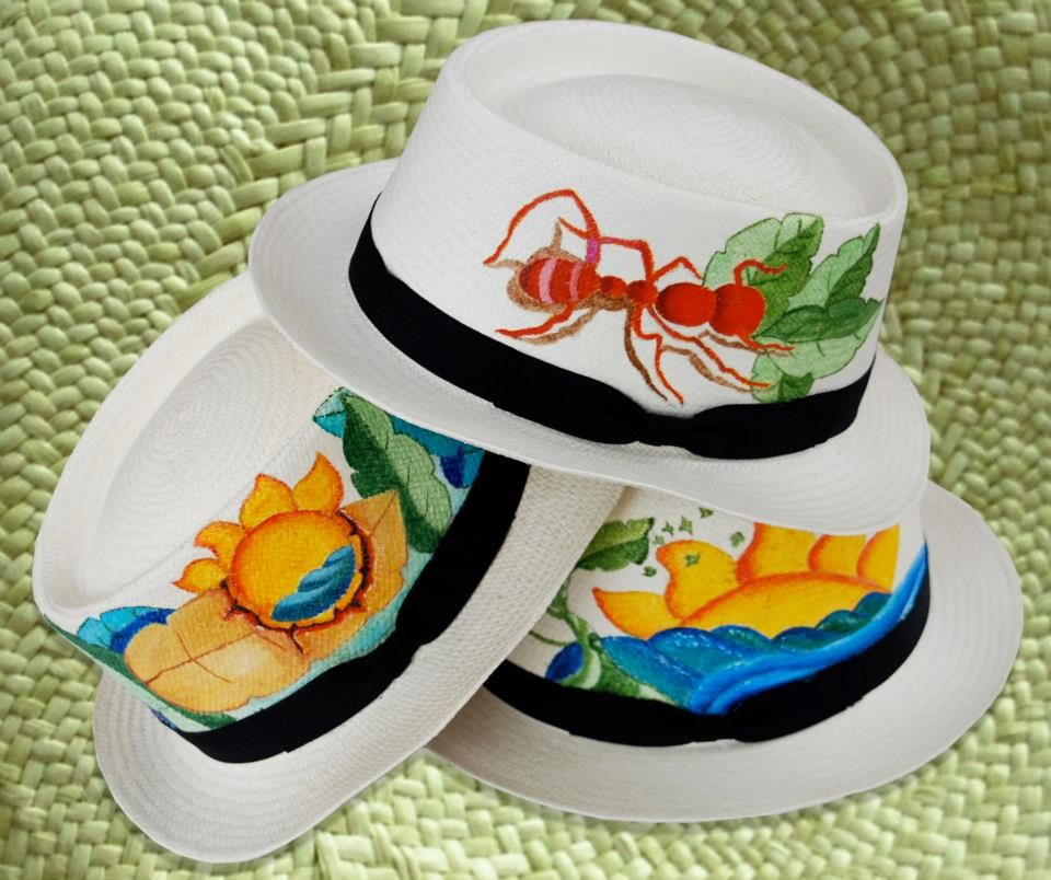 @BlackCoral4you  Panama Hats ART http://blackcoral4you.wordpress.com/panama-hats-art/ sombreros Panama ARTE Original Paja Toquilla mail: blackcoral4you@galicia.com