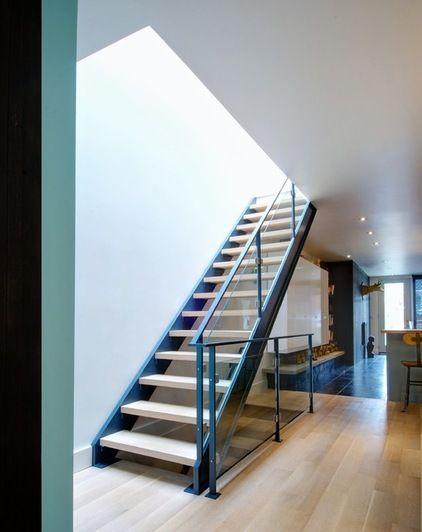 Best Nice Staircase Contemporary Staircase By Andrew Snow 640 x 480