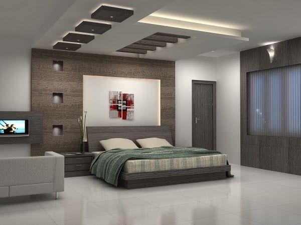 Room modern bedroom slaapkamer plafond and