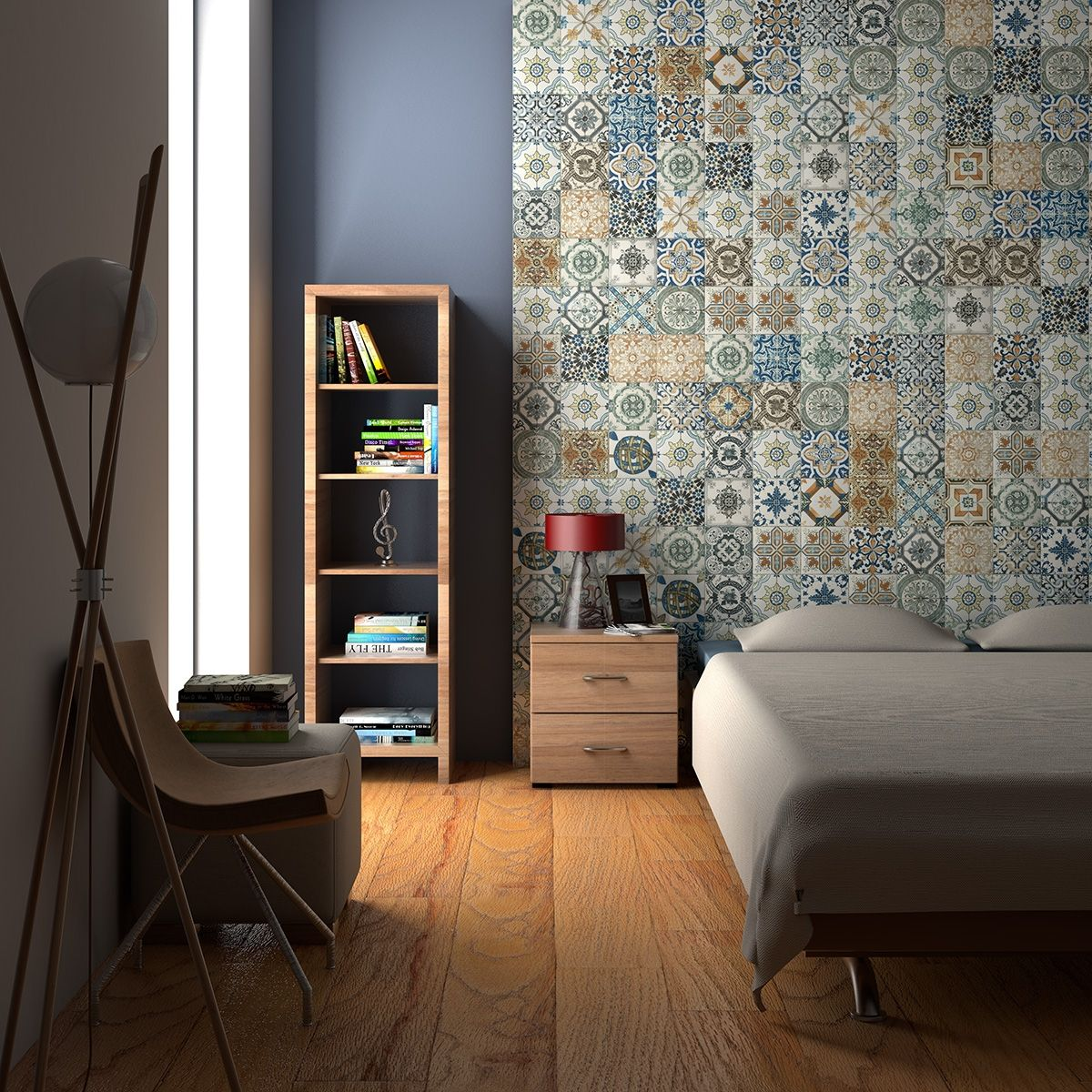 Httpsyurtbayserilernikea my home nikea x wall tile multicolour pretty pastel blue and browns dailygadgetfo Images