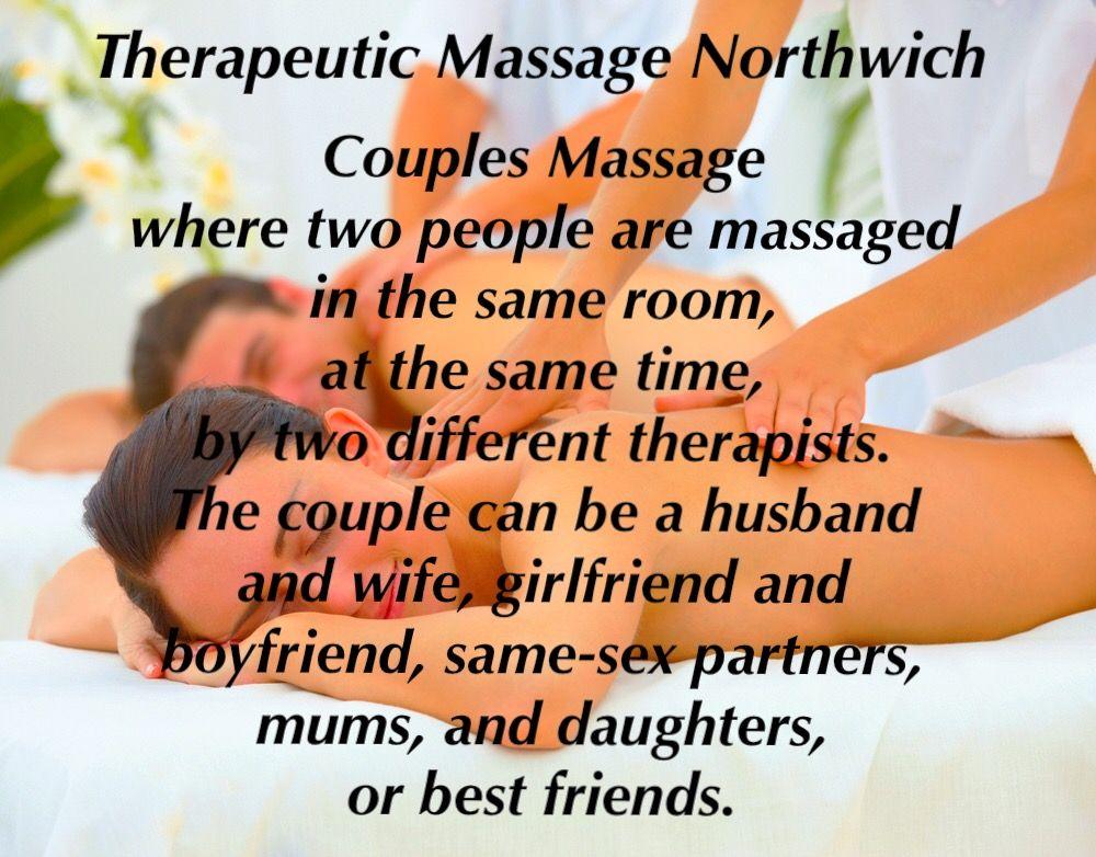 Pin On Couples Massage