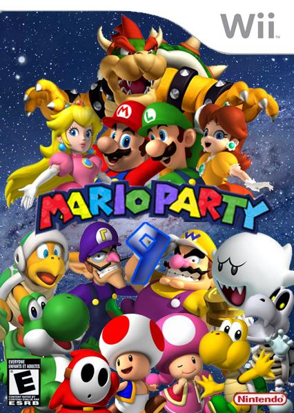 Mario Party 9 Roccos Room Mario Videojuegos