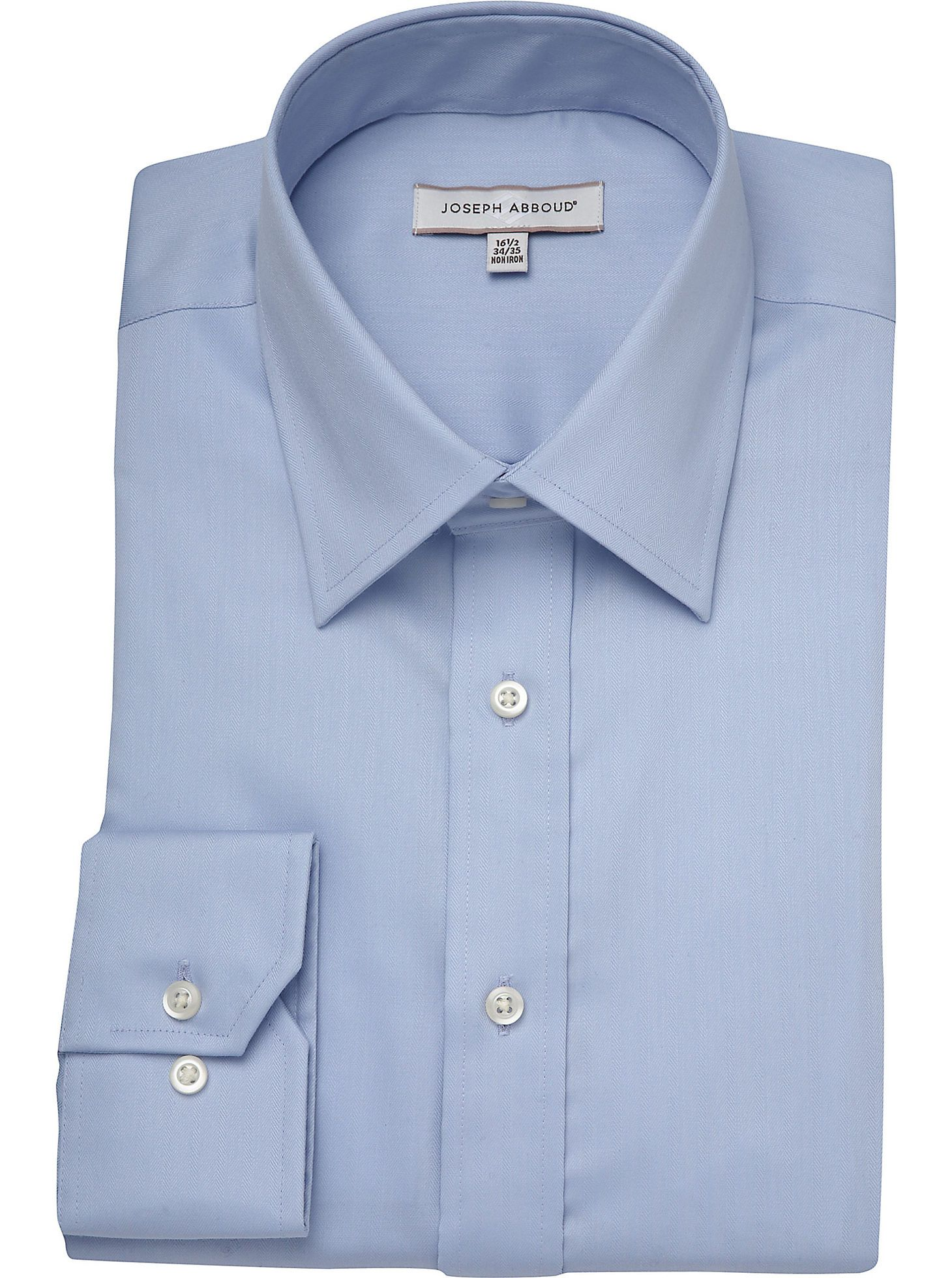 8cab9f83eabf Mens - Joseph Abboud Blue Dress Shirt - Men's Wearhouse | Clothes ...